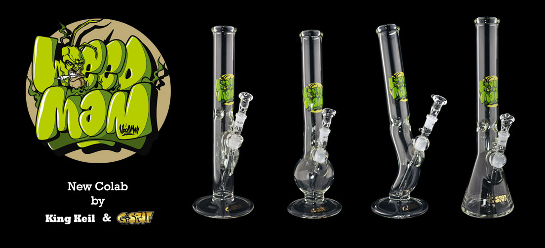 bong and more bongs and all for dabbing in handmade premium quality